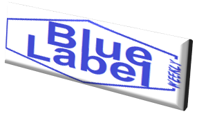 Blue Label Weekly Magazine
