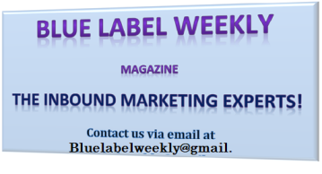 blue label weekly the inbound marketing experts