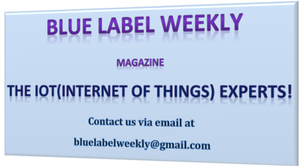 blue label weekly the IoTexperts plain