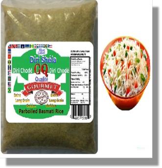 diri shela rice with bowl