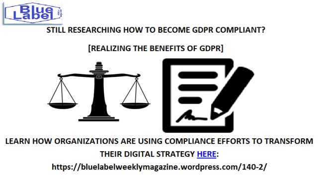 Still researching how to become GDPR compliant