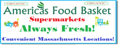 America's Food Basket Supermarkets Massachusetts Locations Quality And Safe Food Products! | Encourage Local Creativity And Entrepreneurship Why Shop Local! Whole Grains Organic Food Vegan Food Recipes Vegetarian Recipes Massachusetts locations. [https://afbmalaunchpad.wordpress.com/ ]