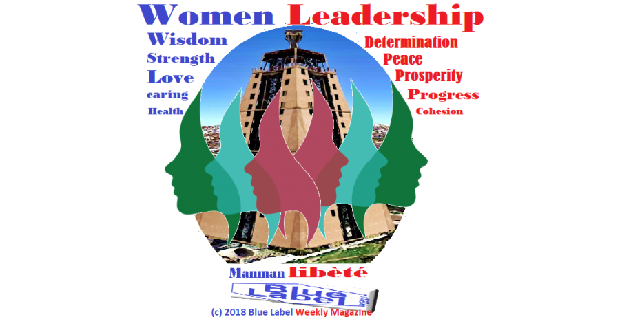 Women Leadership Safeguards Peace and Prosperity [ Gender equality is an Imperative ] by Albert Gibosse - Blue Label Weekly Magazine