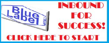 blue label weekly INBOUND FOR SUCCESS