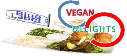 blue label weekly VEGAN DELIGHT