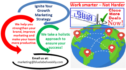 Let Blue Label Weekly Marketing Help you Ignite Your Growth Marketing Strategy