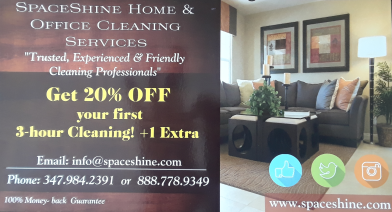 At SpaceShine Home And Office Cleaning Services in Boston Massachusetts, we provide Efficient Cleaning Services At The Most Competitive Prices! Contact SpaceShine Home And Office Cleaning Services Today For A Healthier Environment! https://spaceshinehomeandofficecleaning.wordpress.com/