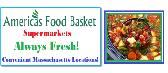 America's Food Basket Supermarkets Massachusetts Locations | Benefits of Healthy Eating | Quality And Safe Food Products At Competitive Prices! | Encourage Local Creativity And Entrepreneurship | Award Of Excellence |  Why Shop Local! Whole Grains Organic Food Vegan Food Recipes Vegetarian Recipes |  Grocery IoT (IoT For Grocery ) |  Massachusetts locations.  [https://afbmalaunchpad.wordpress.com/ ]