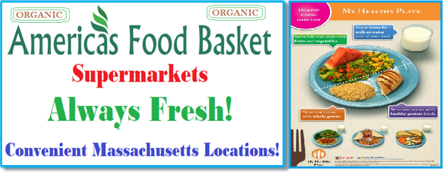 America's Food Basket Supermarkets | Massachusetts Locations | My Healthy Plate | What's On Your Plate? | Shop Smart! | Plan. Shop. And Save! | Why is it important to eat vegetables? | Nutrient Benefits | Diet-Rich Health benefits | Whole Grains | Organic Food | Vegan Food Recipes | Vegetarian Recipes | Few Things You Should Always Buy at America's Food Basket | Shoppers love America's Food Basket Supermarkets | Rotisserie Chicken For The Win | Organic Options | Your Family's Health First | Cold Meats | Baked Goods | Produce | Freshness and Reliability | International Foods | Massachusetts locations International Foods | Cheers to Great Taste, Health, and savings! | [https://afbmalaunchpad.com/ ]