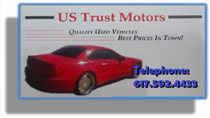 US trust motors Sales |US trust motors quality auto sales| US trust motors auto dealership | US trust motors Tel 617-592-4433 | Great Way For a Family on a Budget To Same Money | Quality Used Cars Are A Great Value | WEBSITE