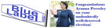 Congratulations, Ayanna Pressley, on Your Undoubtedly Well-deserved Election! | We Need More Women Leaders Now.... | Blue Label Weekly Magazine | Women Leadership |